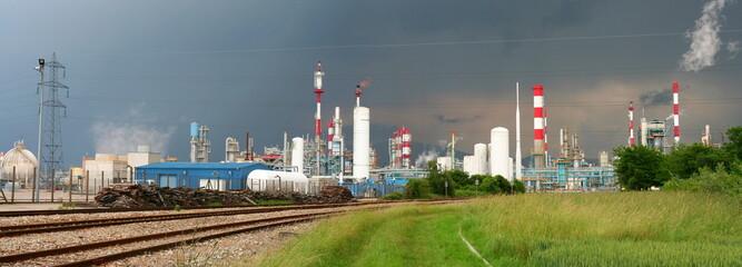 Industrie polluante