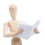 Pantin lisant son journal poster