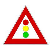 attenzione! semaforo