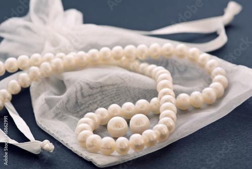 Perlenkette - 16862991