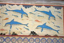 Knossos delfiny