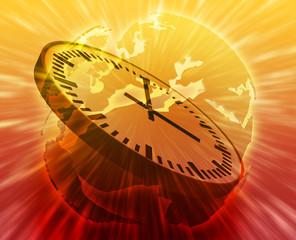 European global time