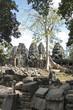 """Temple """"BANTEAY KDEI"""" du site d'Angkor"""