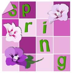 sfondo primavera