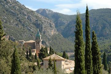 Kirche in Valldemossa