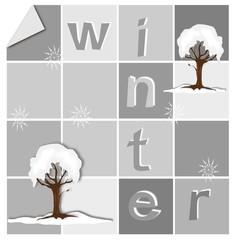 sfondo inverno