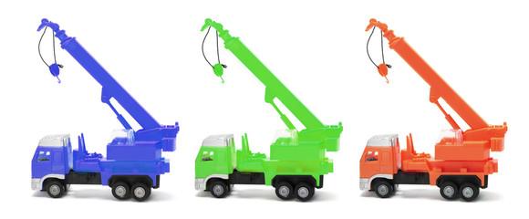 Toy Crane Trucks