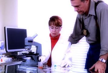 Police Crime Lab