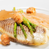 Hot Fish Dishes - Rockfish Fillet