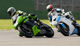 Fototapeta konkurencja - system - Sporty motorowe