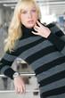 Fashion - Frau im Rollkragen