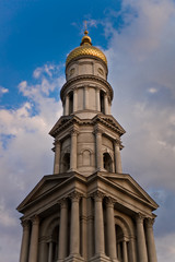 Orthodox cathedral in Kharkov, Ukraine