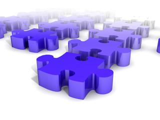 Puzzle gradient