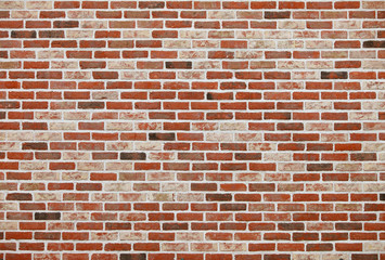 Il muro di mattoni a vista