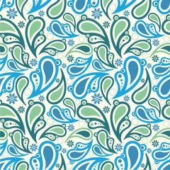 Paisley Pattern Seamless