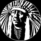 apache nel cerchio poster