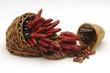 Peperoncino rosso fresco e secco