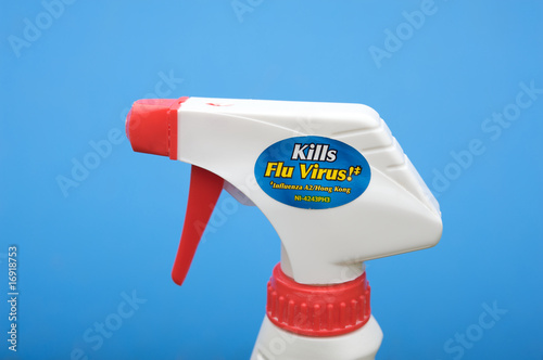 Flu virus killer