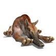 Dinosaur Macrauchenia