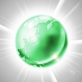 Fototapety 地球儀