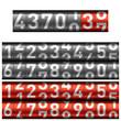 Counter. Vector. - 16924517