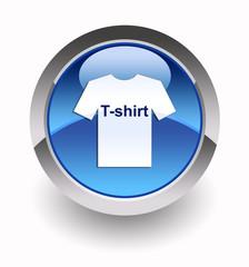 T-shirt glossy icon
