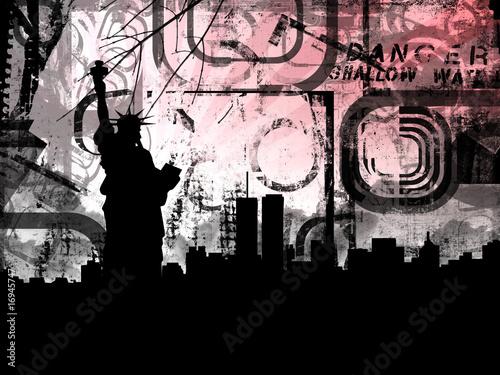 new york city wallpaper. Modern New York City Wallpaper