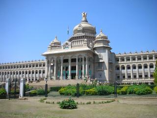 Monument in Bangalore