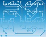 electrical scheme poster
