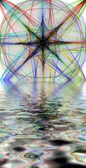 Fondo con fractales