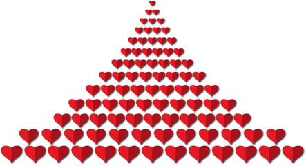 hearts tree#1