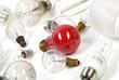 light bulbs collection