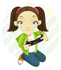Gamegirl. Tomboy №2