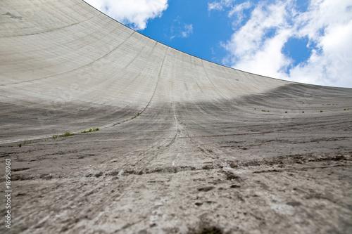 Leinwanddruck Bild water reservoir #3