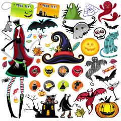 Huge Halloween collection