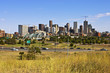 Denver Skyline from West