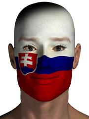 Slovakia - man