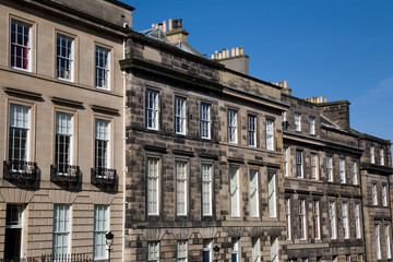 Edinburgh, Georgian Houses