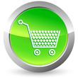 Einkaufen - Button