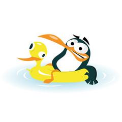 Pingouin vacance