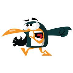 pingouin raleur