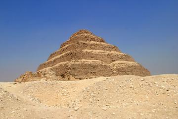 Saqqara, piramide a gradoni di Djoser