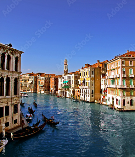 The Grand Canal in Venice 3,