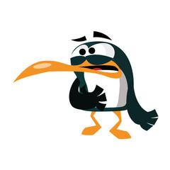 Pingouin dégout