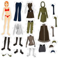 wear to doll set