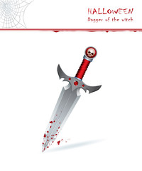 Dagger of the witch