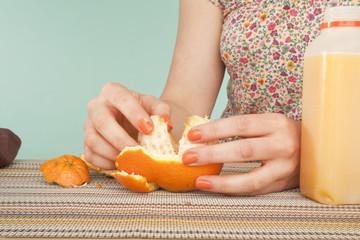 Orange Juiced