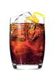алкоголь, напитков, рома или виски коктейль stock photography.