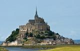 Fototapety Mont Saint-Michel