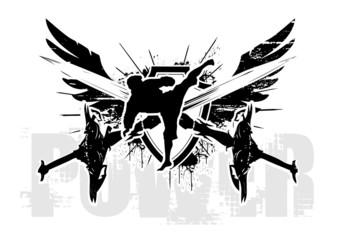 power wings